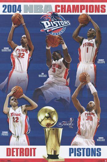 Detroit-Pistons---NBA-Champions-2004-Poster-C10127629